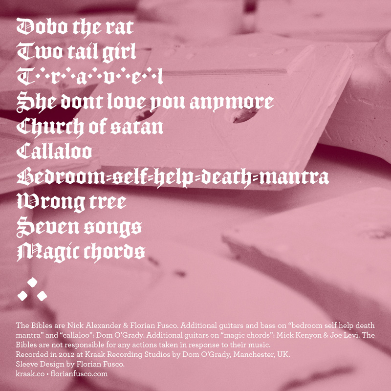 the-bibles-tracklist