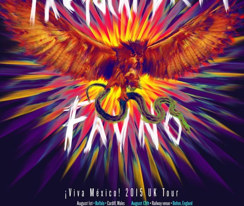 20th Aug, 2015: The Polar Dream, Fauno, Helea Gimeno at Kraak, Manchester